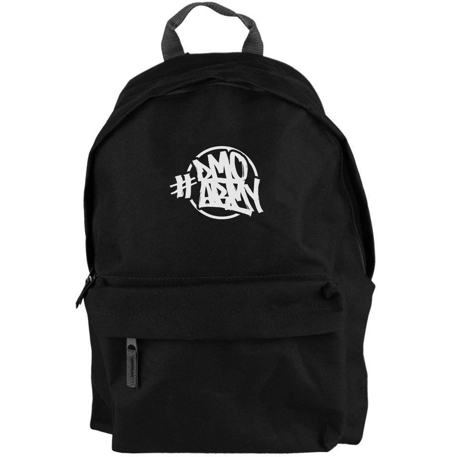#DMOARMY Backpack - Black