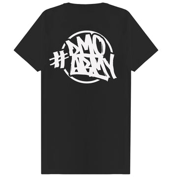 ORIGINAL #DMOARMY T-SHIRT BLACK