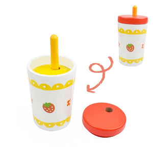 Juices | Wooden Toy Set