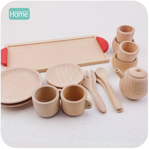 Wooden Kitchen Sets | Wooden Toys | Montessori Toys