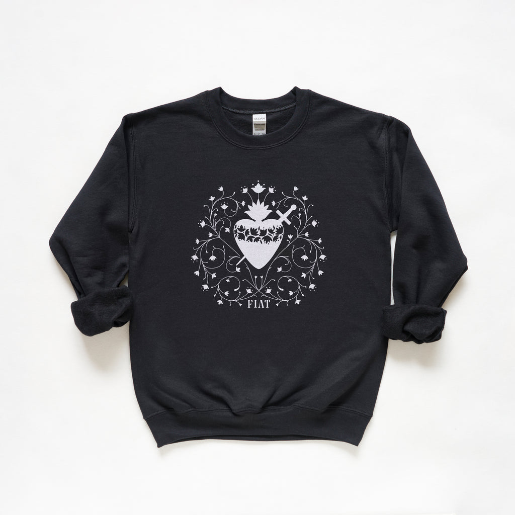 Immaculate Heart Crewneck Sweatshirt