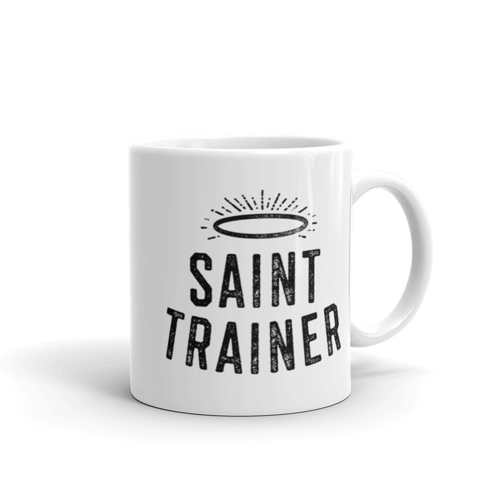 saint trainer mug 11oz