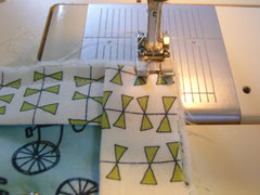 mitered quilt binding corners