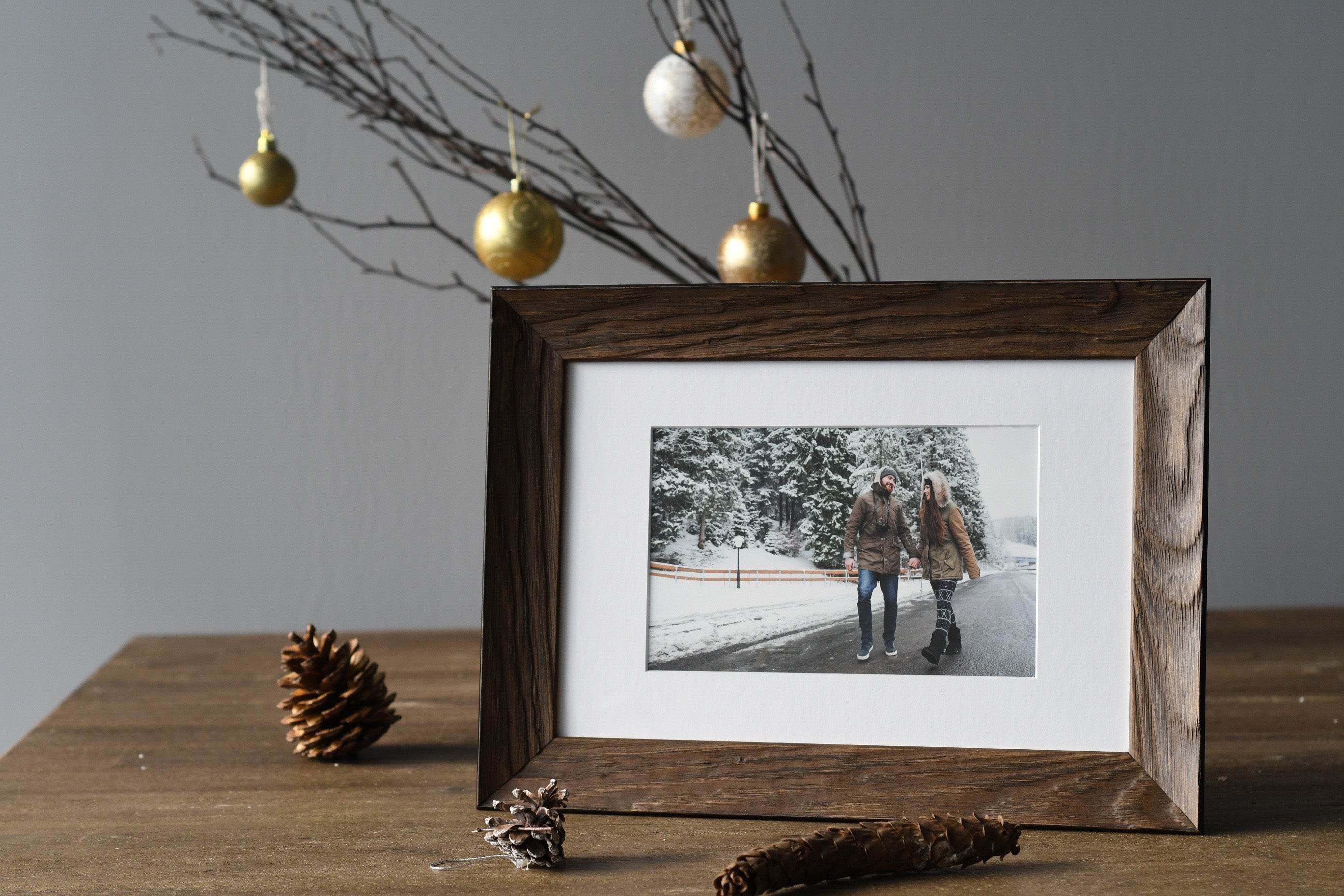 Barnwood Print - Framed Photo Gift Ideas Made in Canada