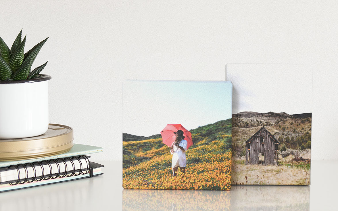 Posterjack Canvas Minis - Room Decor Ideas