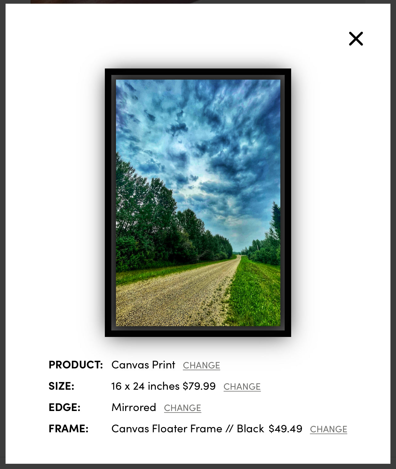 Guide to Printing a Phone Picture on Canvas - Step 6
