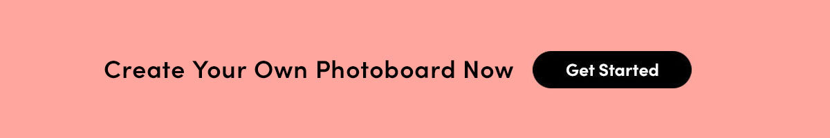 Create Your Own Photoboard Now