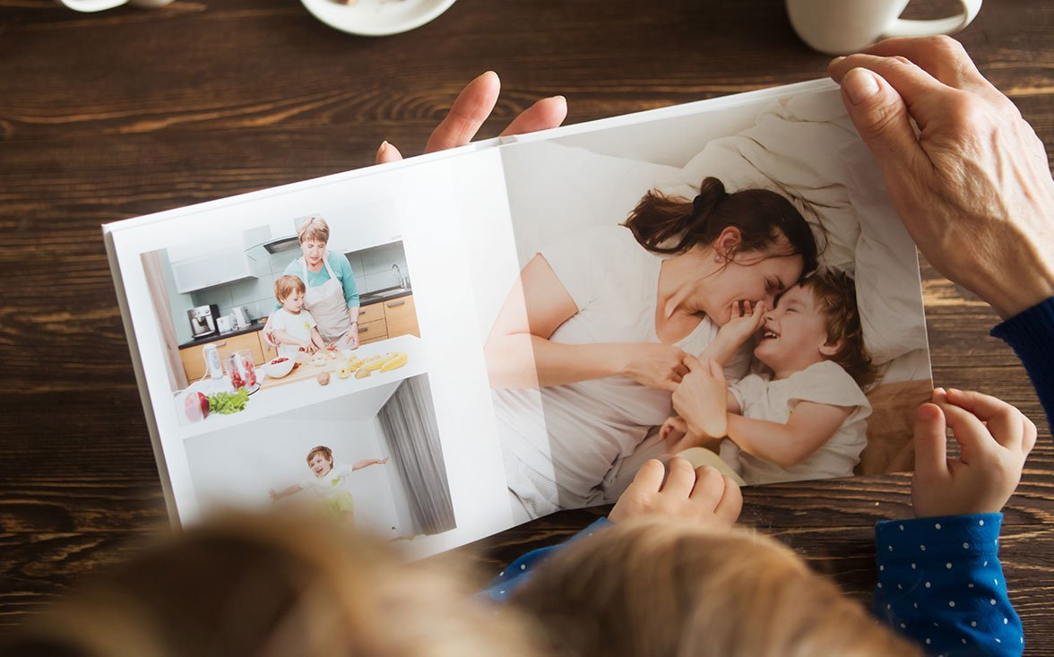 Hardcover Photo Book Made in Canada