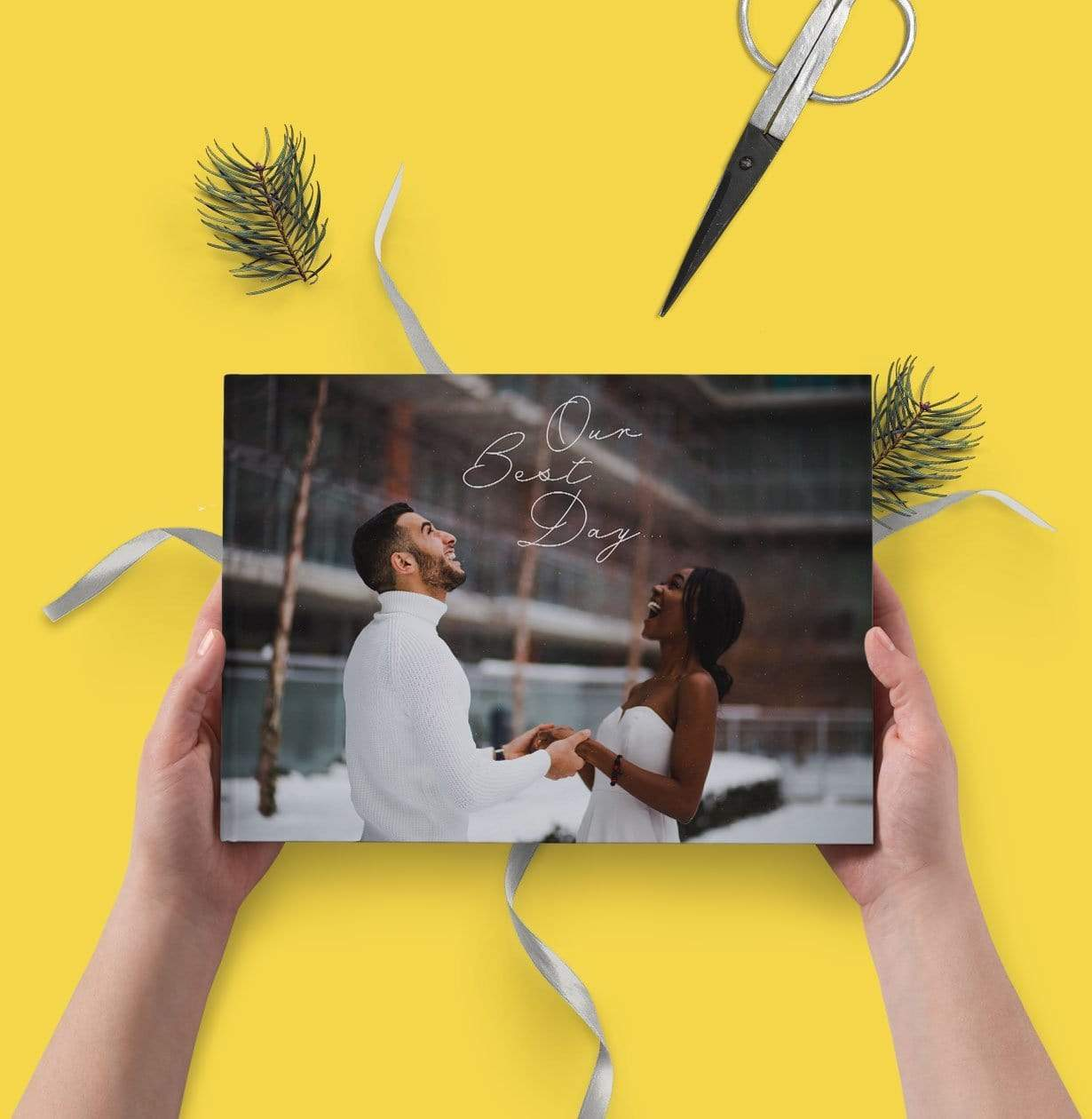 Valentine's Day Photo Book Ideas from Posterjack