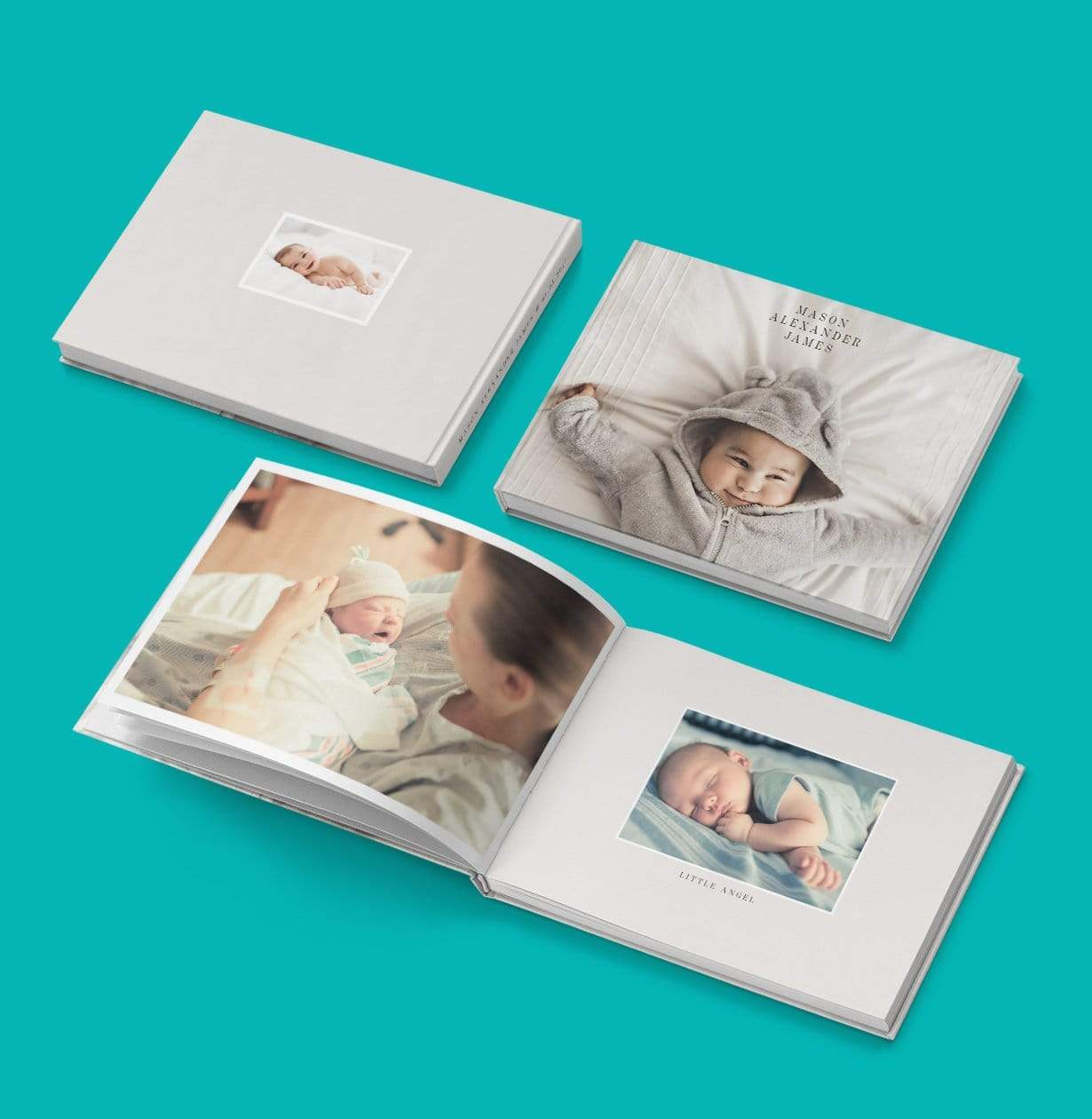 Hardcover Photo Books Printed in Canada by Posterjack