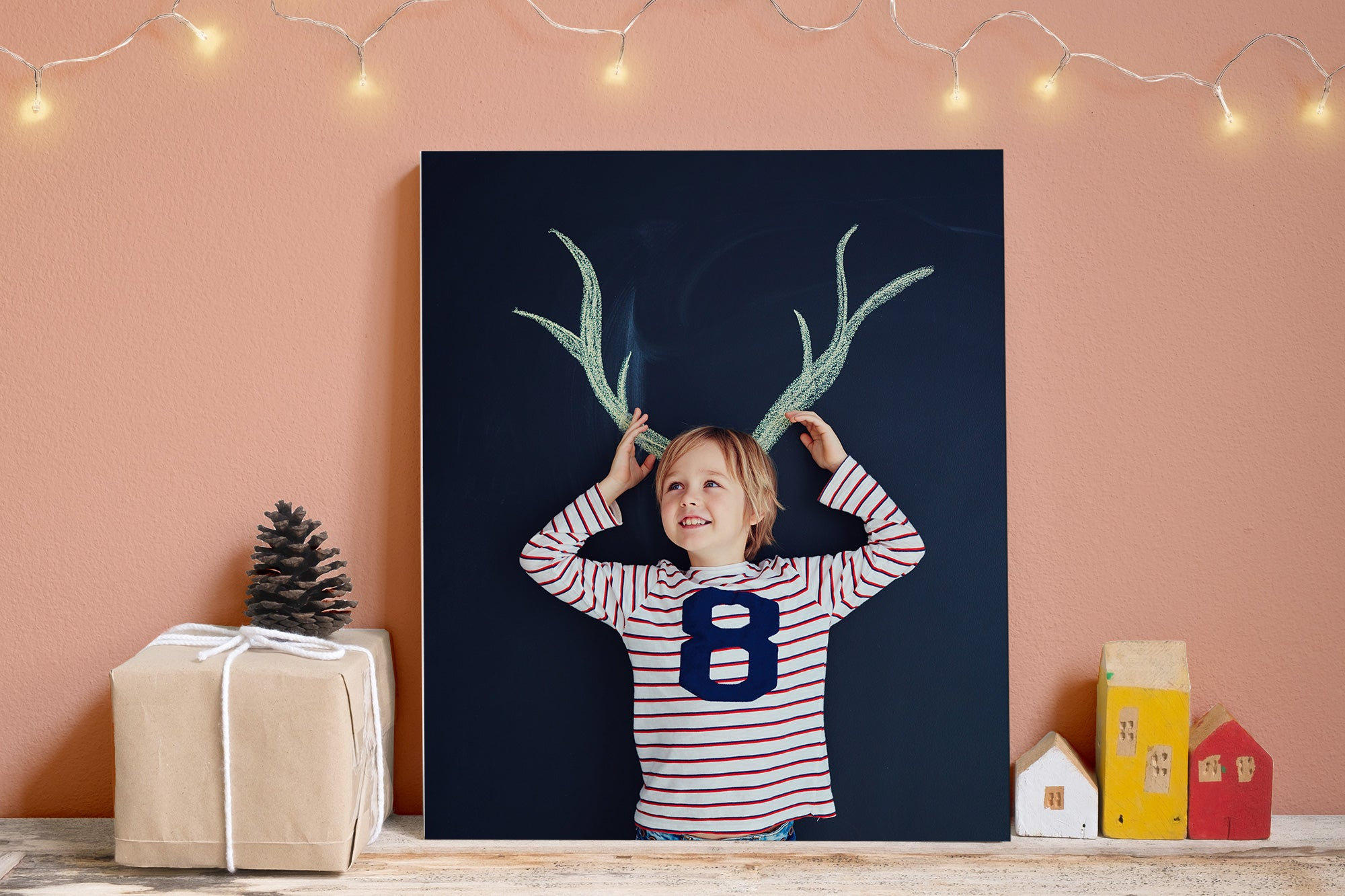 Perfect Holiday Gift for Your Best Friend - A Posterjack Photoboard