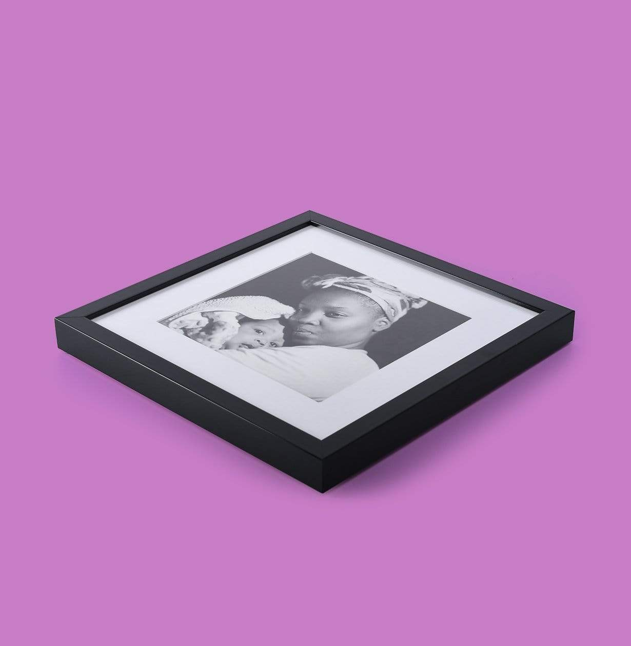 Custom Lacquer Framed Prints - Photo Gift Ideas Under $50