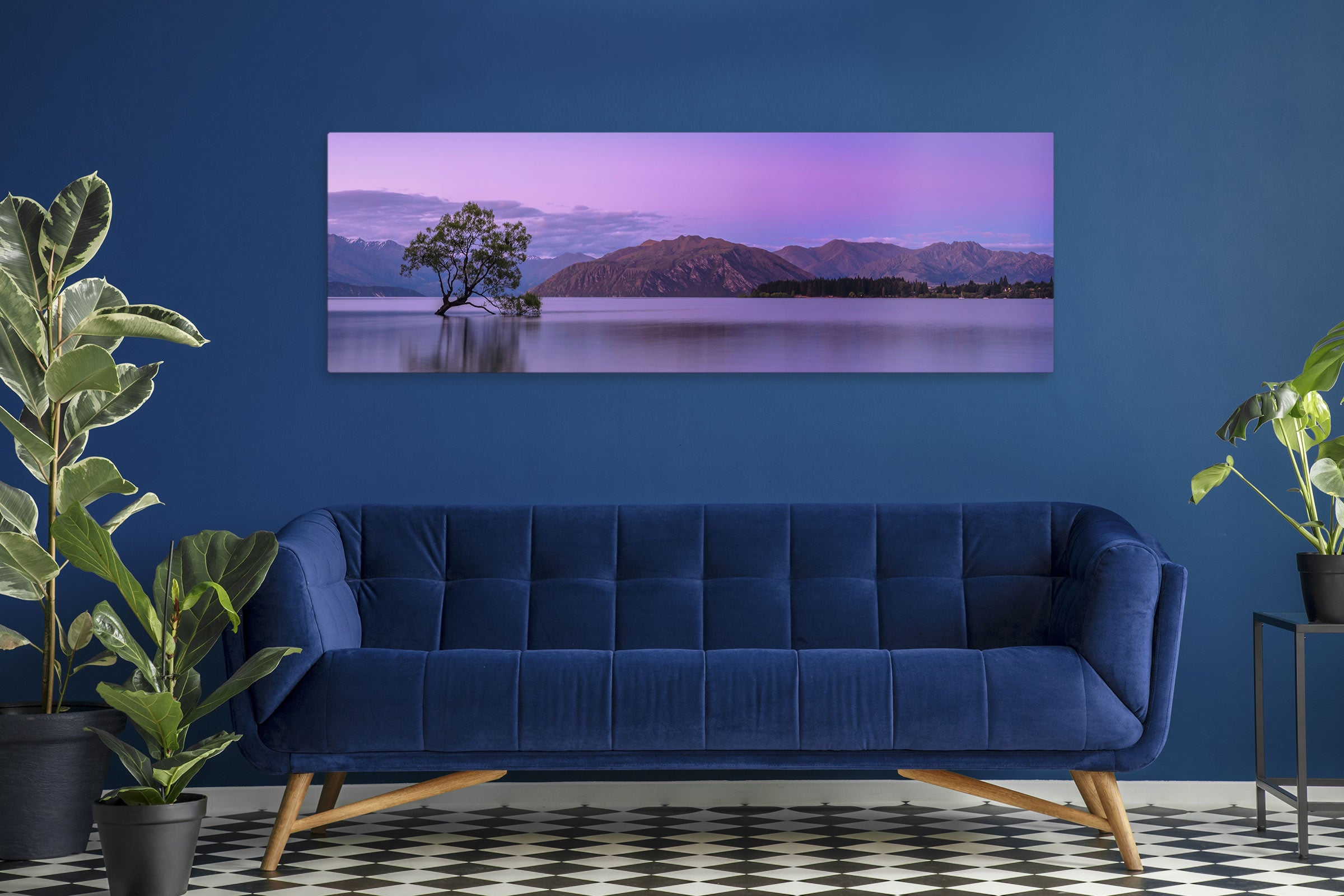 Landscape Panoramic Photo Printed by Posterjack Canada