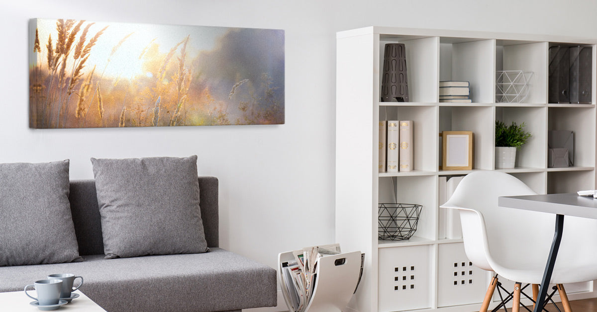 Panoramic photo printed on Canvas at Posterjack