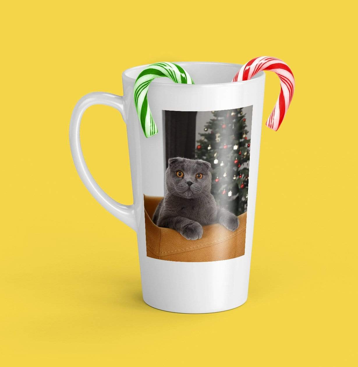Latte Photo Mug - Photo Gift Ideas Under $25