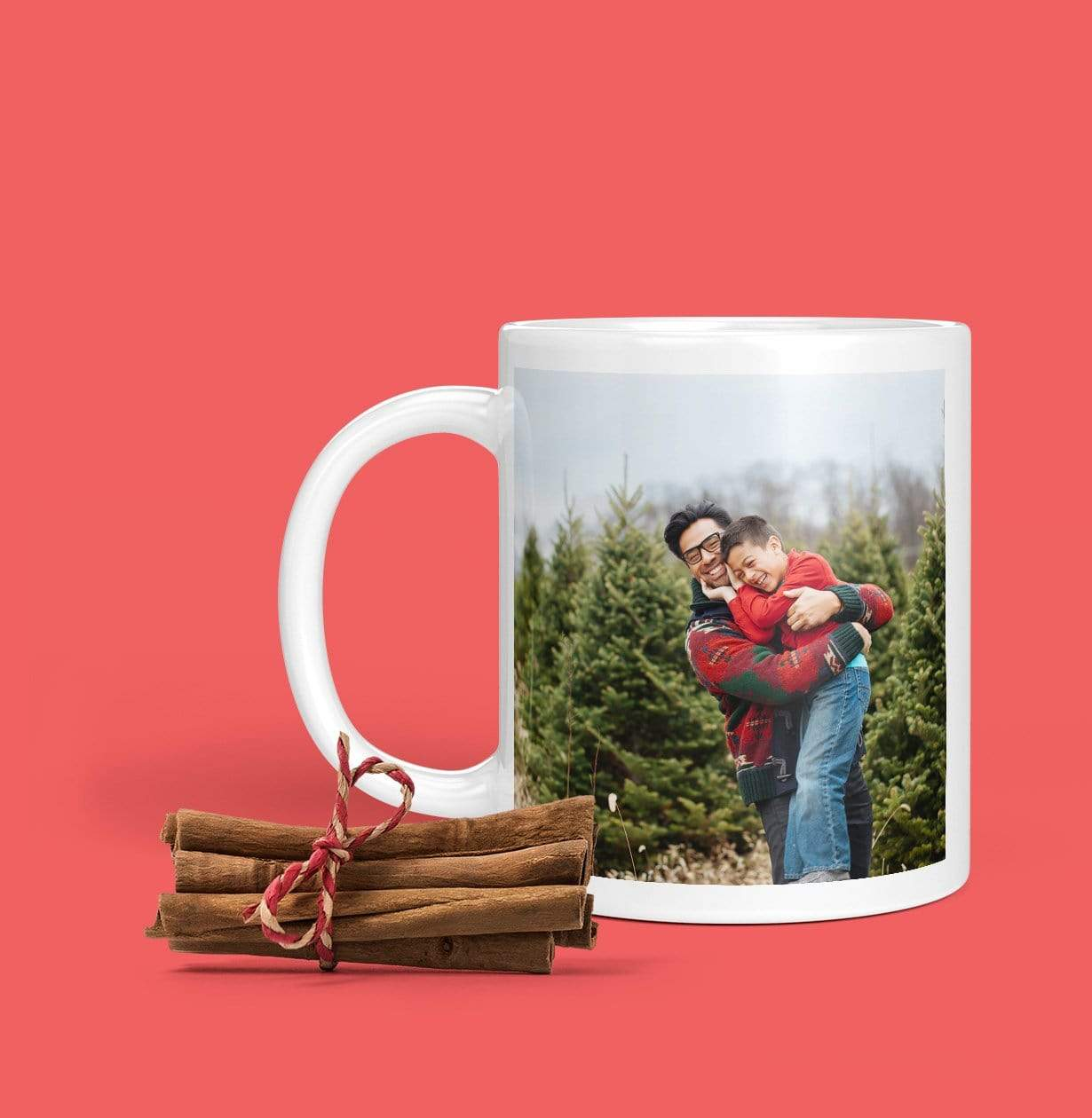 Photo Mug - Photo Gift Ideas Under $25