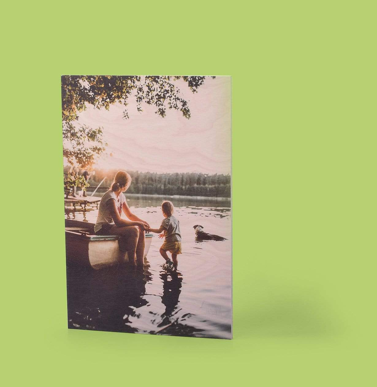 Posterjack Wood Print - Photo Gift Ideas Under $50