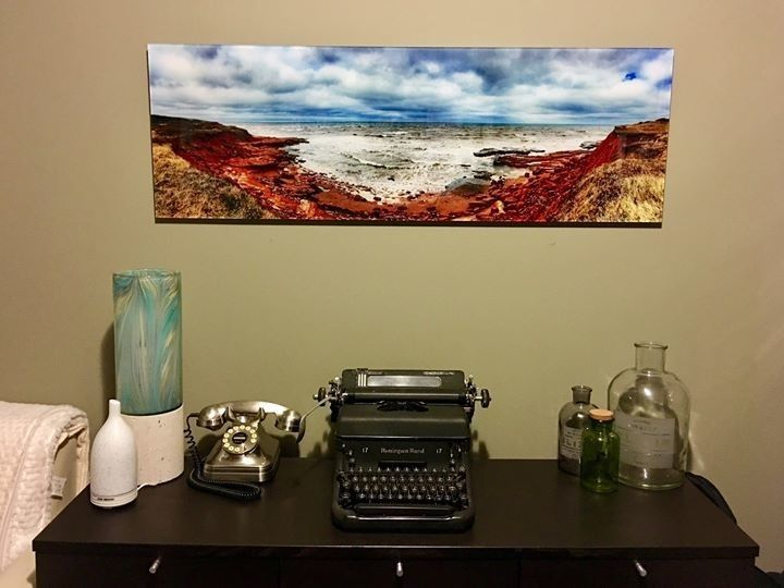 Prince Edward Island Photo Printed on Acrylic