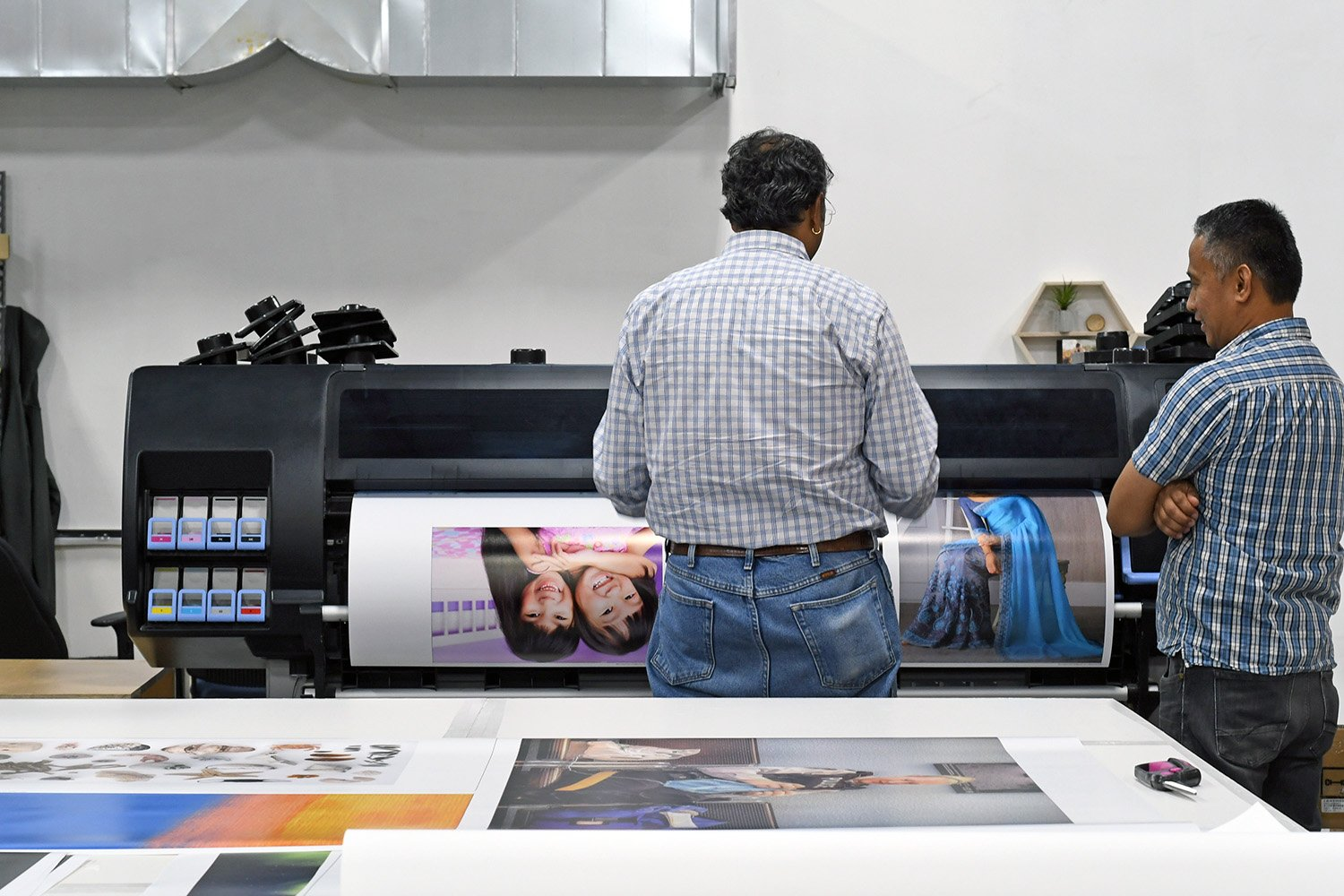 Posterjack Canada Printing Photos From Toronto Headquarters