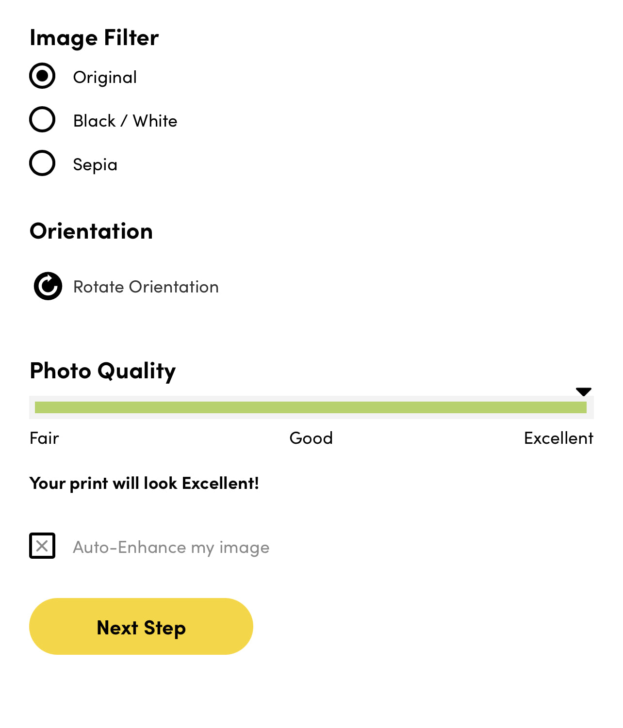 Guide to Printing a Phone Picture on Canvas - Image Edits & Quality Rating