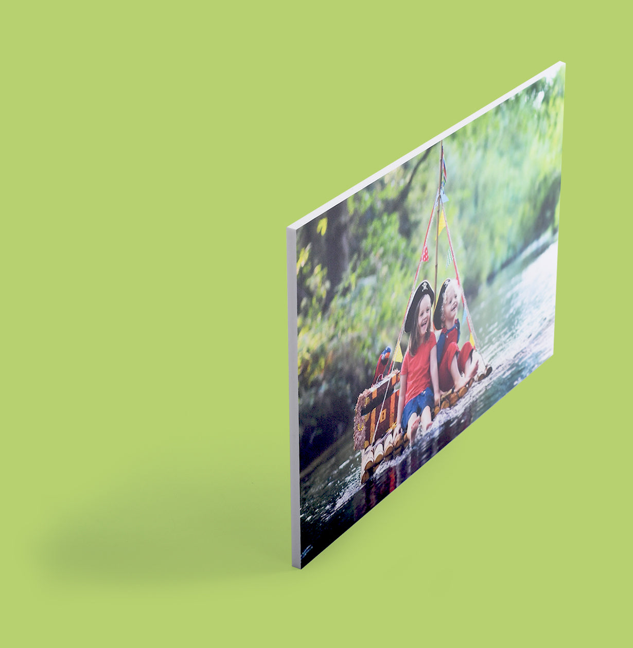 Photo Printed on a Posterjack Photoboard