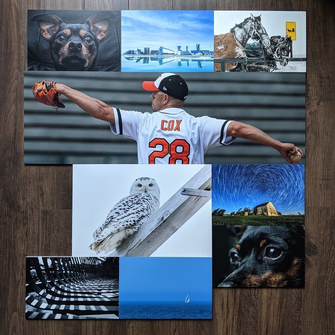 Collection of Posterjack Photoboards
