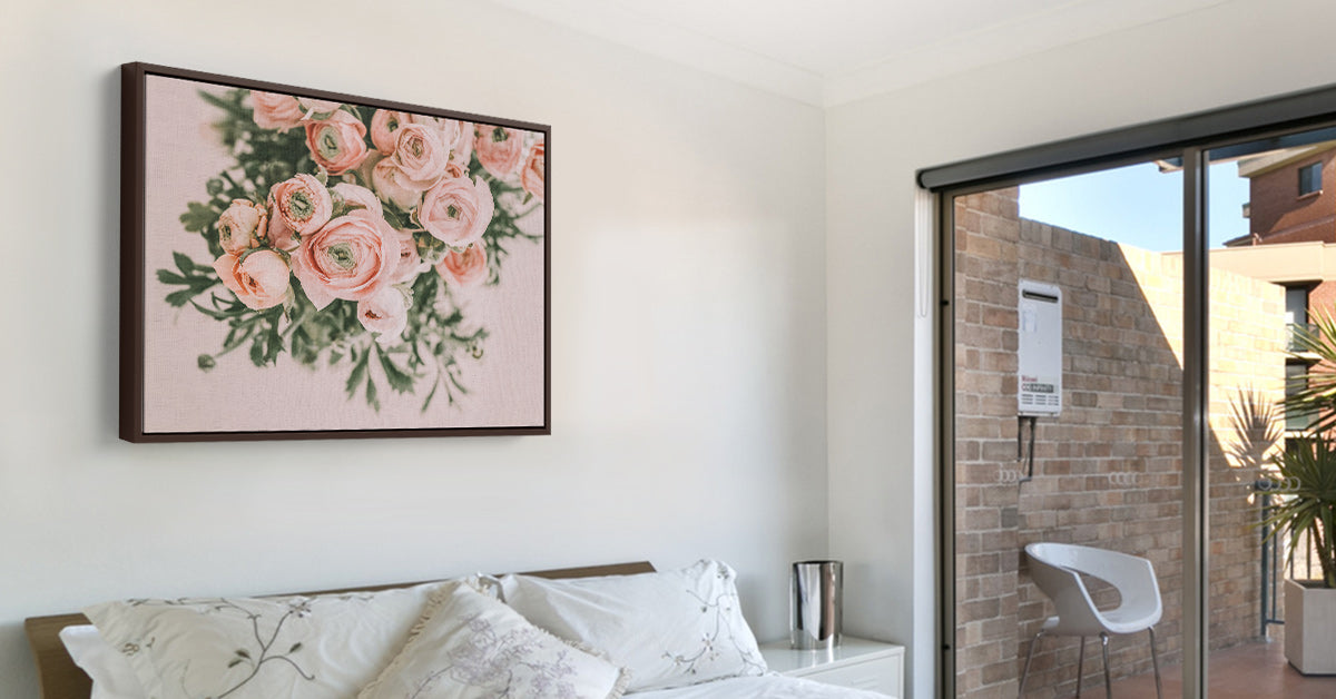 Preserving Flowers Forever with Posterjack Wall Art