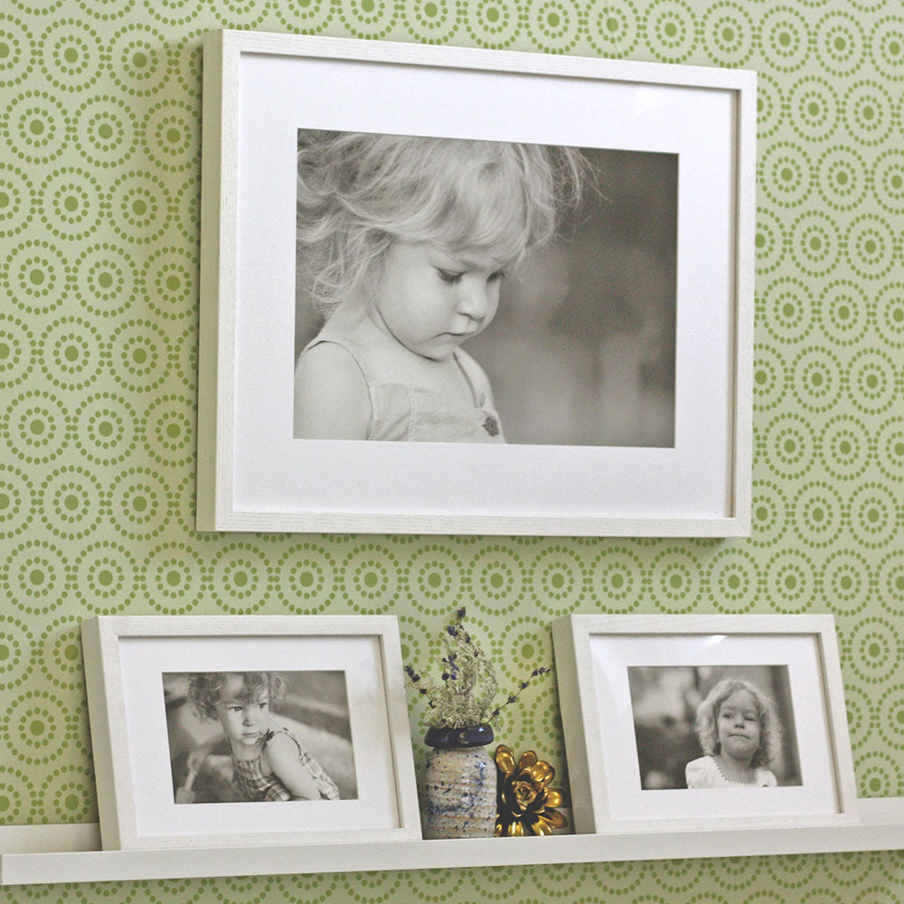 White Gallery Framed Photo Prints by Posterjack Canada