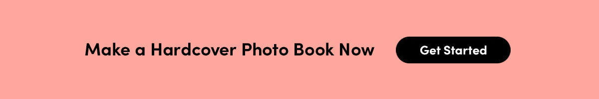 Make a Hardcover Photo Book Now