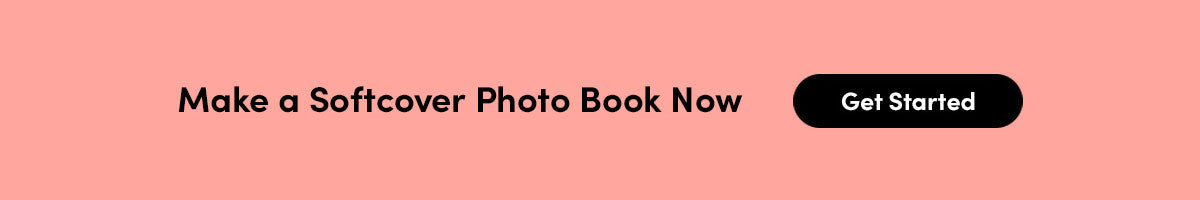 Make a Softcover Photo Book Now