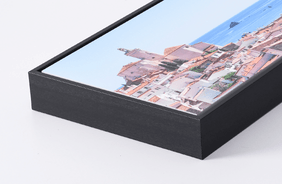 Gallery Box Frame // Black