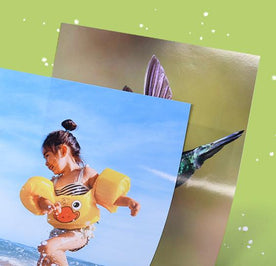 Glossy Photo Paper Image
