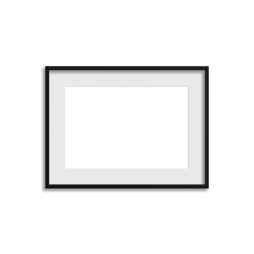 Essential Frame // Black