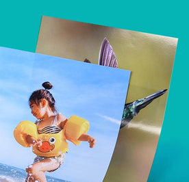 Glossy Poster Prints Image