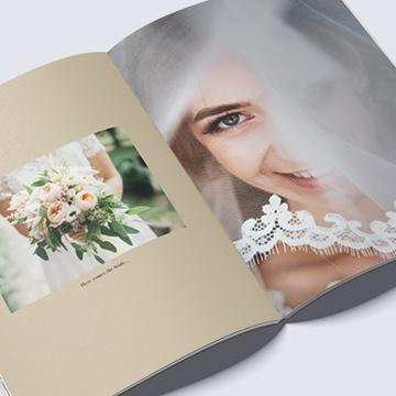 Softcover Photo Books Image
