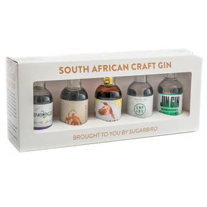 5 Pack Multi-Brand Craft Gin Mini's