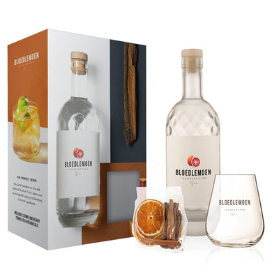 Bloedlemoen Gift Pack 750ml
