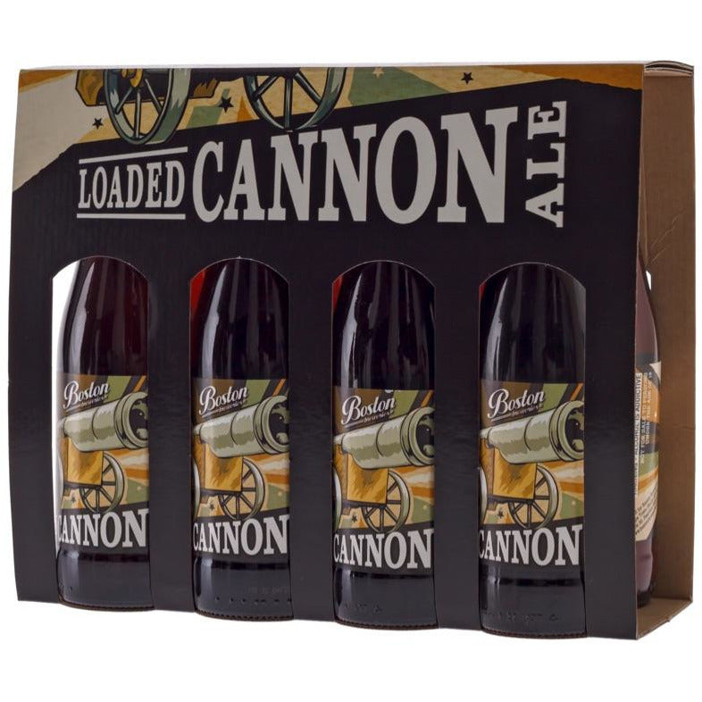 Loaded Cannon Ale 330ml - MotherCity Liquor Store