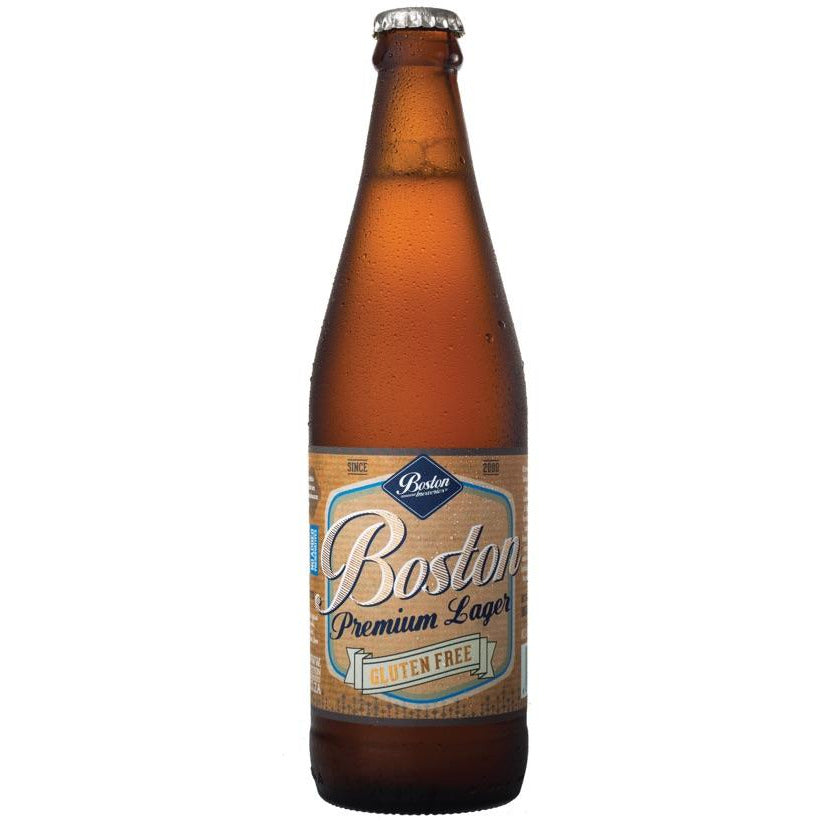 Gluten Free Boston Lager 440ml - MotherCity Liquor Store