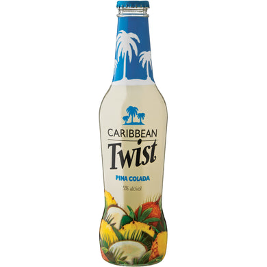 Caribbean Twist Pina Colada 275ml Buy Online Mothercity Liquor National Delivery