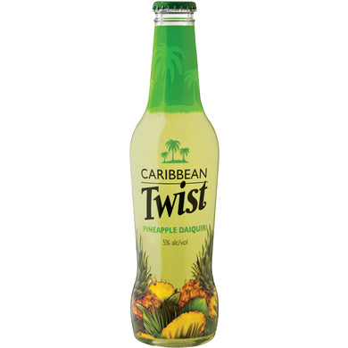 Caribbean Twist Pineapple Daiquiri 275ml Buy Online Mothercity Liquor National Delivery