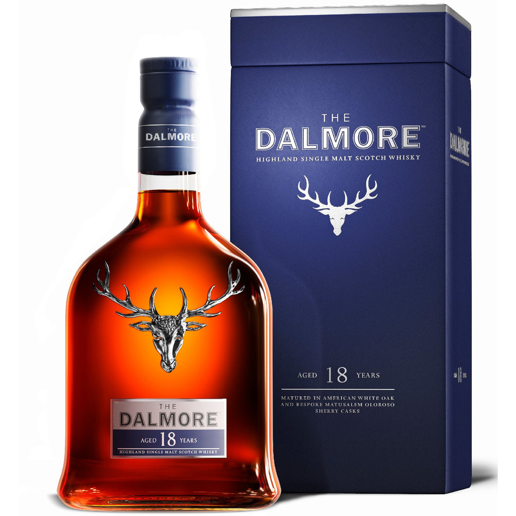 The Dalmore 18 Year Old - MotherCity Liquor Store