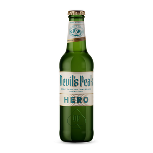 Devils Peak Zero to hero(Non-Alcoholic) 330ml - MotherCity Liquor Store