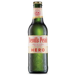 Devils Peak Zero to hero Twist of Citrus(Non-Alcoholic) 330ml - MotherCity Liquor Store