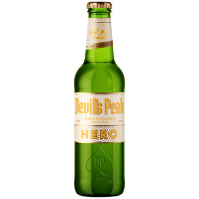 Devils Peak Zero to hero Lemon(Non-Alcoholic) 330ml - MotherCity Liquor Store