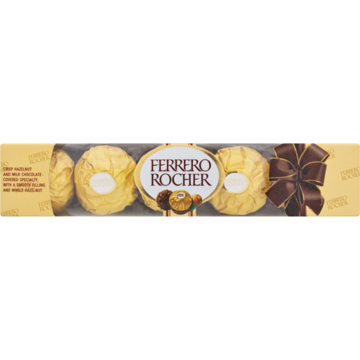 Ferrero Rocher Chocolate Balls 62.5g - Mothercity Liquor