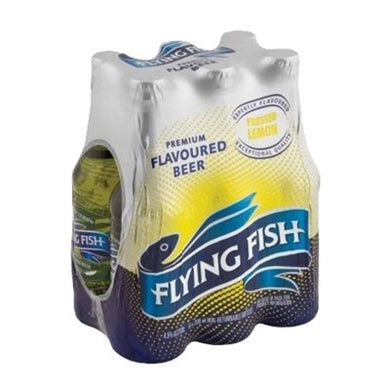 Flying Fish Lemon 330ml - MotherCity Liquor Store