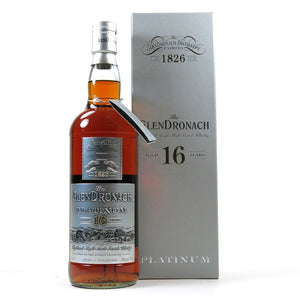 GlenDronach 16YO Platinum Scotch Whisky