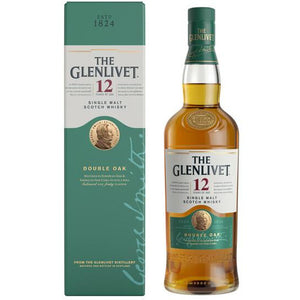 Glenlivet 12 Year Old Single Malt Whisky 750ml