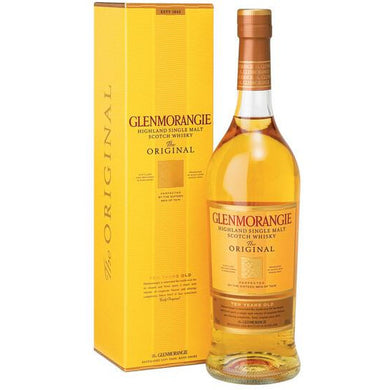 Glenmorangie 10YO Highland Single Malt Whisky - MotherCity Liquor Store
